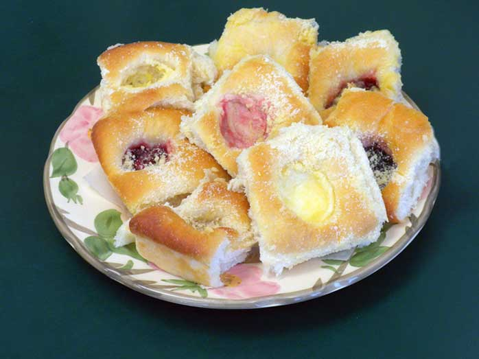 Fruit Kolaches